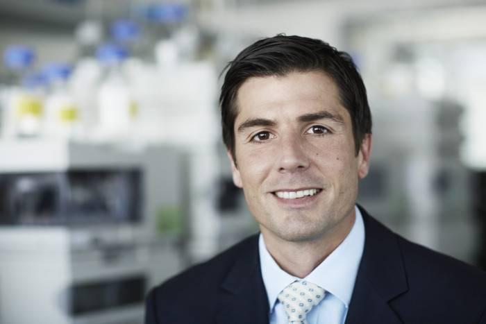 Dr.Nicolas CombŽ, CFO Formycon AG